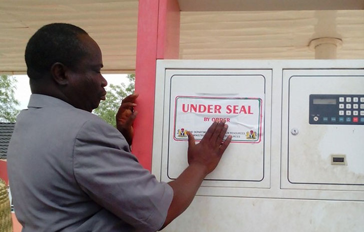 DPR seals 30 filling stations in Cross River State