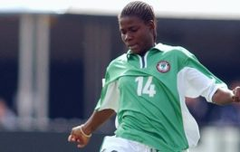 Former Nigeria star Chiejine dies at 36
