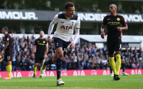 Tottenham earn a draw at Etihad as Man City's late winner ruled out by VAR + All EPL Results