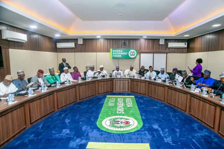 LG funds: Governors meet to discuss NFIU's directive