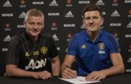 Harry Maguire: Man Utd sign Leicester defender for world record £80m