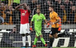 Pogba's saved penalty robs Man Utd of vital points against Wolves
