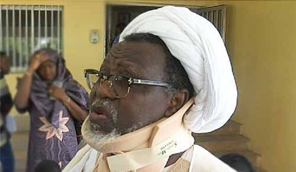 El-Zakzaky: I was never detained in Nigeria, I lived large (See Video)