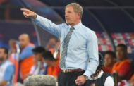 Stuart Baxter steps down as South Africa coach