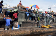 At least 36 people missing as boat sinks in DRC