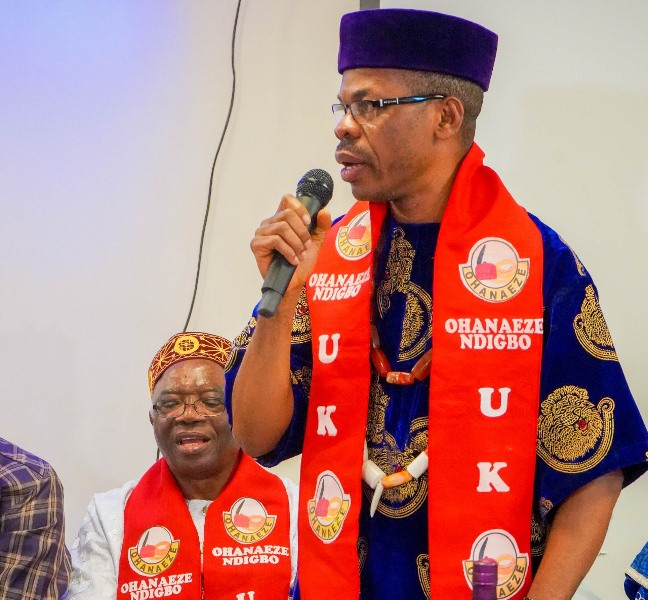 House invasion: We stand with Umahi, S/East Govs. — Ohanaeze UK