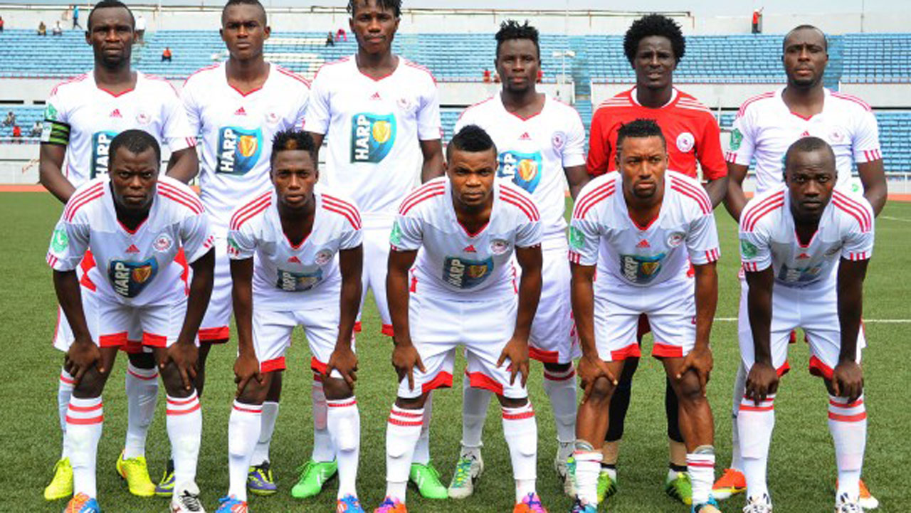 CAF Confederation Cup: Rangers lose 1-2 to AS Pelican in Libreville