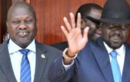 South Sudan leader warns rival over unity government