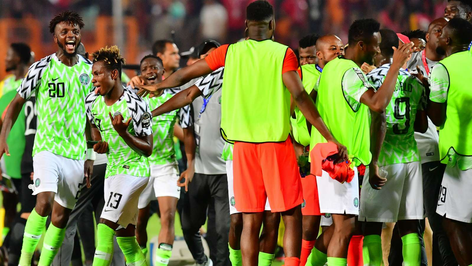 Nigeria vs Ukraine: Maja, Bonaventure, Okoye and Aribo must seize Super Eagles chance - Lawal (Match time 7.30pm)