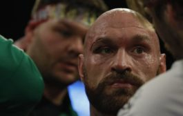 Fury v Wallin: Bloodied British fighter takes points victory over battling Swede