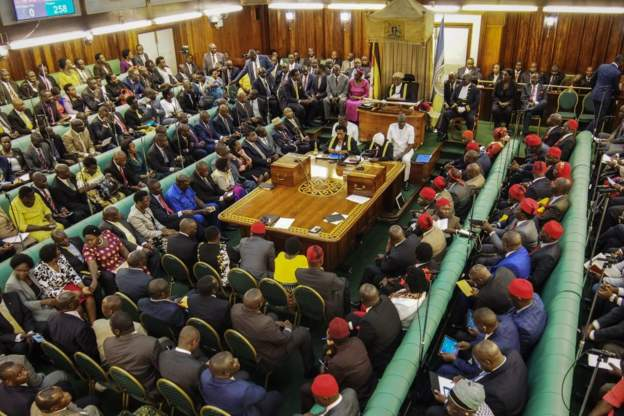 Ugandan MPs warned to 'eat slowly' during forthcoming Commonwealth Parliamentary Conference