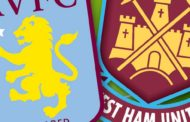 Monday Night Premier League: Aston Villa v West Ham (8.00pm)