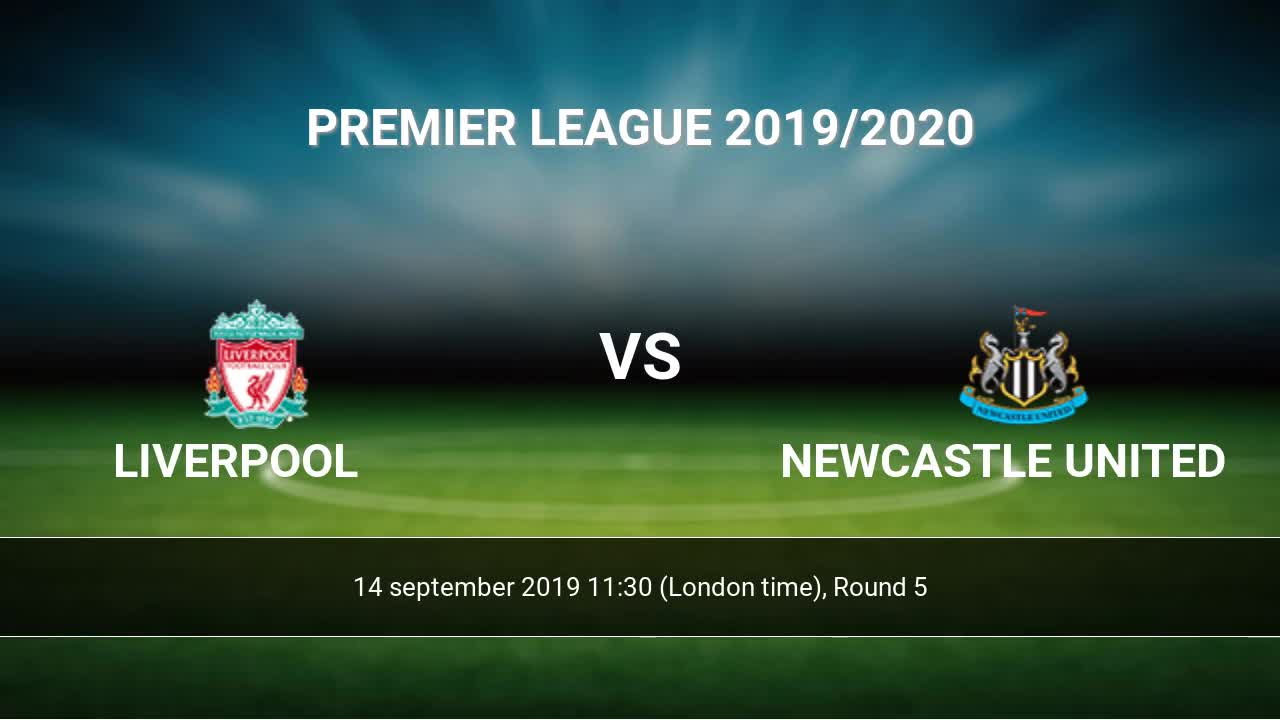 Today's Premier League: Liverpool vs Newcastle (12:30) + All the fixtures