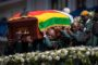 Mugabe funeral: Leader's body kept in hometown after state funeral