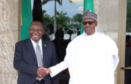 Post Xenophobic Attacks: Buhari on state visit to South Africa