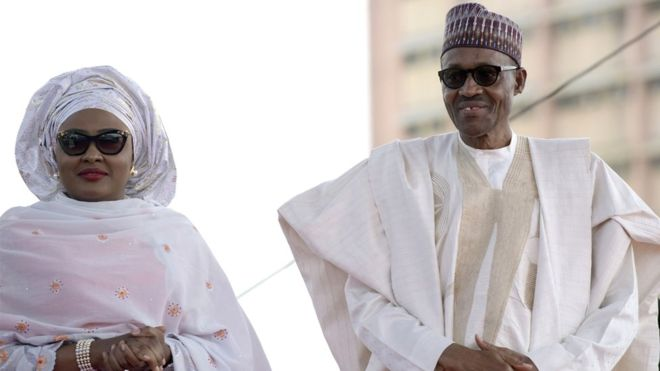 View from abroad: Nigeria's Buhari - The fake wedding, the president and the family feud