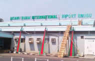 Aviation Ministry abandons work on Akanu Ibiam Int'l Airport Enugu, six weeks after its closure