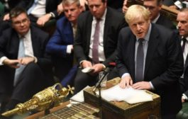 Brexit: Boris Johnson in final bid to push deal through