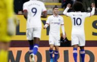 Premier League: Young American Pulisic's hat-trick help Chelsea beat Burley for seventh straight victory in all competitions + All Saturday's Results