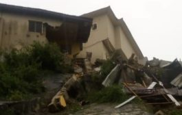 Disaster: Collapsed building kills mother, 3 children in Lagos