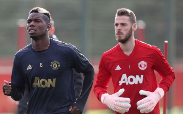 Man Utd face Liverpool @ Old Trafford amid huge injury fears: De Gea, Pogba out
