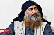 Islamic State group names Abu Ibrahim al-Hashemi as its new leader