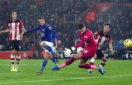Premier League: Resurgent Leicester City thrash 10-man Southampton 9-0 to equal Man Utd's 1995 record