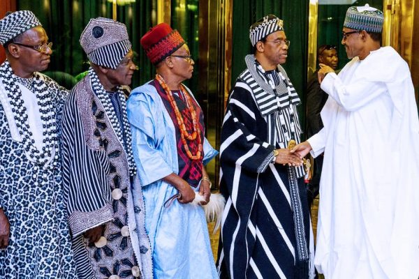 Tor Tiv's visit to Buhari, sign of good things to come — Tiv Youths