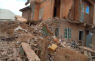 Police confirm collapse of two-storey building in Jos