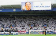 Leicester City honour their late Chairman with 2-1 win against Burnley as they go second on the table + All Saturday's Results