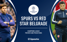 Today's Champions League: Tottenham vs Red Star Belgrade 20:00 + All the Fixtures