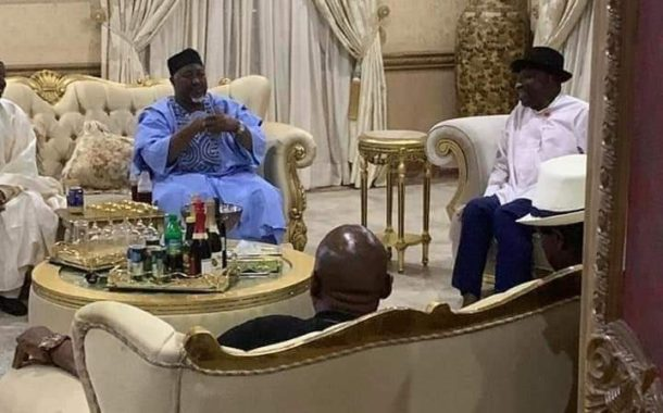 Why we visited Jonathan - APC leaders