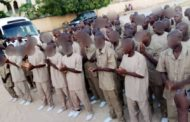 Boko Haram: Military hands over 86 child fighters to Borno govt.