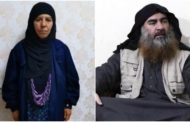 Abu Bakr al-Baghdadi: IS leader's sister 'captured by Turkey'