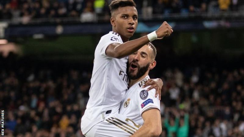 Champions League Results: Brazilian young star scores a 'perfect' hat trick as Real beat Galatasaray 6-0 + Others