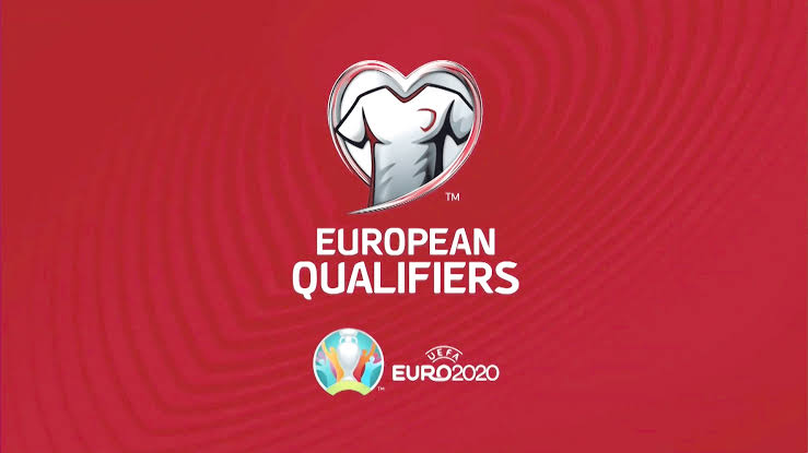 Euro 2020 Qualifiers: England vs  Montenegro (19:45) + Other Fixtures