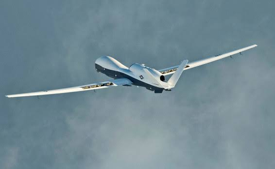 Iran downs 'foreign' drone, US denies it was their