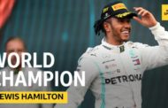Lewis Hamilton wins sixth F1 World Championship at United States Grand Prix