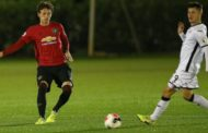 Max Taylor: Man Utd defender gets first senior call-up following chemotherapy