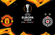 Today's Europa League: Man Utd vs Partizan Belgrade (20:00) + All Group Fixtures