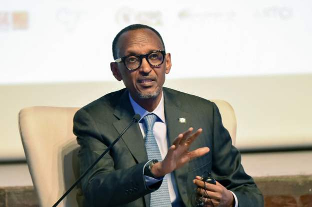 Phone-spying software too expensive for me - Rwandan president
