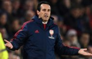 Arsenal sack Manager Unai Emery after 18 months in charge
