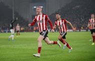 Resilient Sheffield United score late equaliser to force Man Utd to 3-3 draw