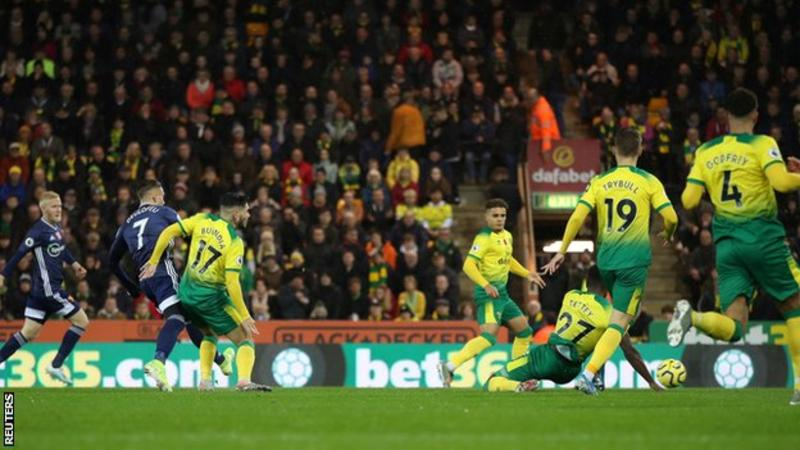 Watford out of relegation zone with first win against Norwich City