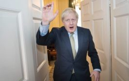 Buhari congratulates UK Prime Minister Boris Johnson on his election victory