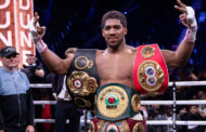 Anthony Joshua to present world championship belts to Buhari