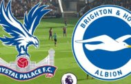 Monday Football: Crystal Palace home to Brighton