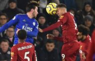Unstoppable Liverpool Whitewash Leicester 4-0 in Boxing Day's Premier League As Man United thrash Newcastle Utd 4-1 + All the Results