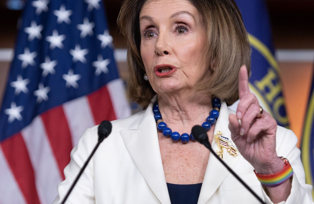 Pelosi asks House to draft articles of impeachment against Trump