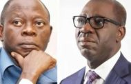 APC crisis: Oshiomhole speaks up, names party chieftain allegedly behind troubles ahead of 2023